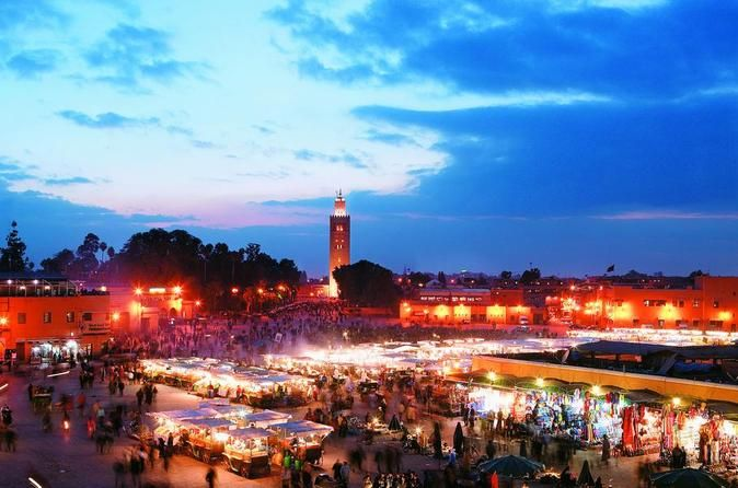 Marrakech Square